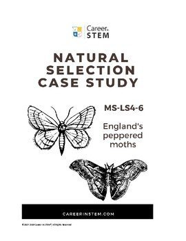 Natural Selection Case Study: Peppered Moths ...